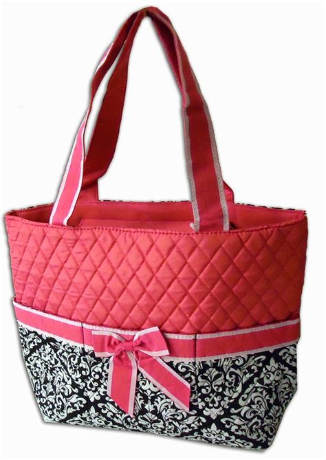 Quilted Baby Bags by Quot Go For It Quot Embroidery Quilted Bags