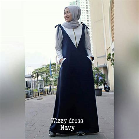 Syesha Dress Ori By Gagil Fashion murah n ori collection wizzy by gagil fashion