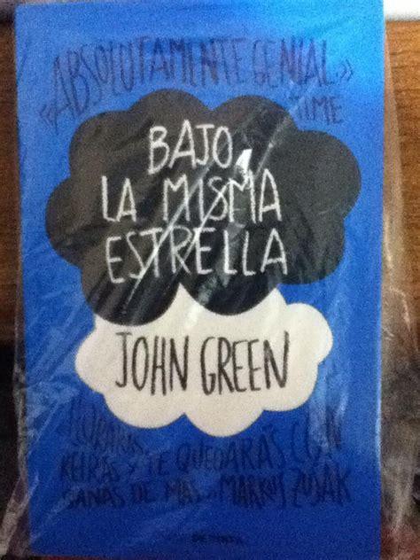 descargar el libro de bajo la misma estrella completo pdf libro de bajo la misma estrella john green 120 00 en mercado libre