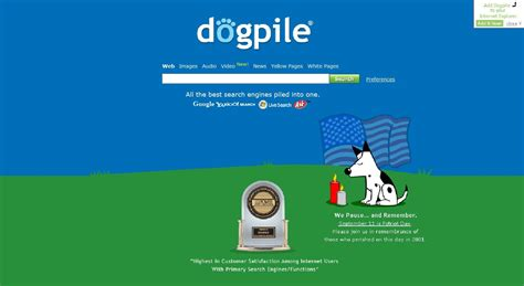 Dogpile Search Top 10 Search Engine Realitypod