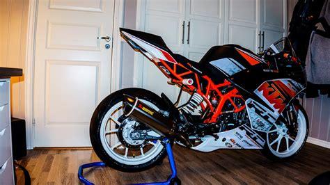 Motorrad 125 Tuning by Ktm Duke 125 Tuning Optik Motorrad Bild Idee