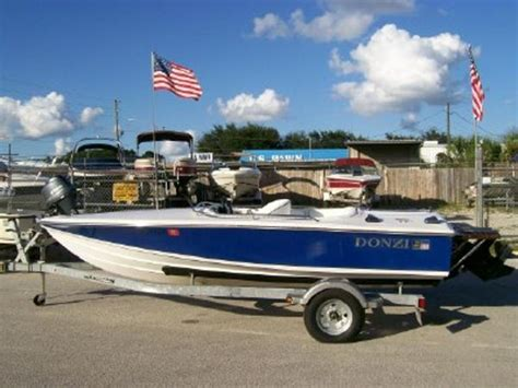 donzi outboard boats for sale donzi sweet 16 classic boats for sale