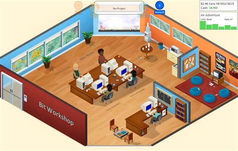 Office Tycoon by Dev Tycoon Cheatsheet Context Switching Books