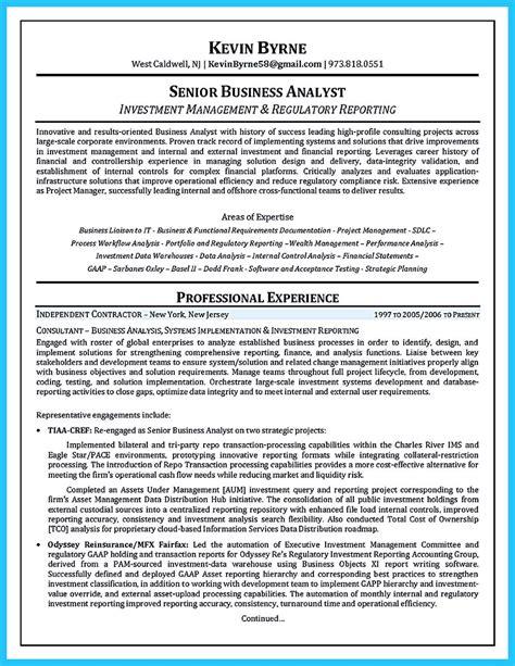 business analyst resume samples visualcv resume samples database