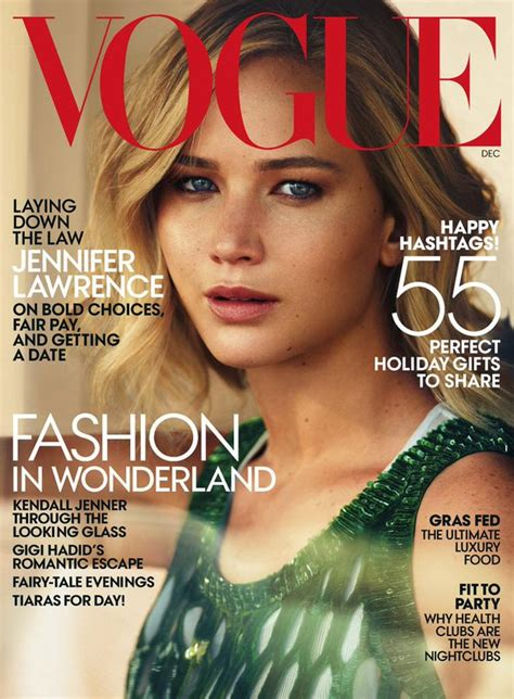 Green Vogues December Cover On The Carpet At The Golden Compass Ny Premiere by Covers Vogue December 2015 Issue