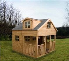 wooden wendy house plans 1000 images about pophuis on pinterest wendy house play houses and playhouse plans