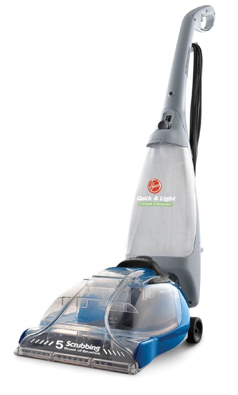 hoover quick and light carpet cleaner hoover bagless upright vacuum fh50005 sears