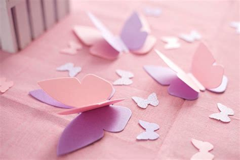 Personalised Table Decorations by Butterfly Decorations Personalized