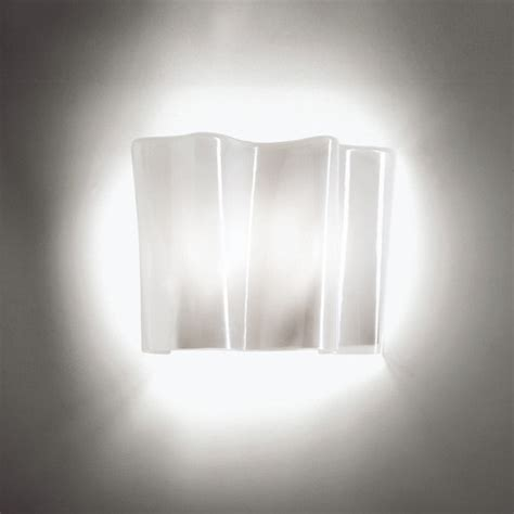 Artemide Wall Sconce Artemide Logico Single Wall Sconce Contemporary Wall Sconces By Ylighting