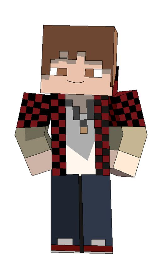 Minecraft Papercraft Bajan Canadian - bajancanadian by lzgamer on deviantart