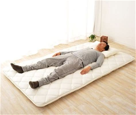 japanische matratze best futon mattress review traditional japanese mattresses