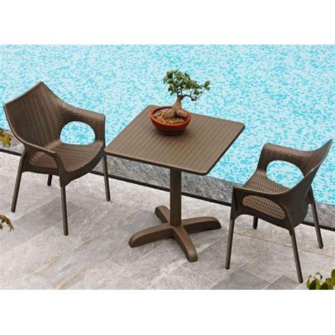 tavoli e sedie per bar da esterno olimpia trend contract bar sedie rattan esterno imbilabili