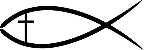 tattoo christian fish symbol christian logos symbols religious christian fish jesus