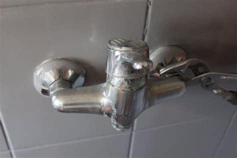 comment reparer robinet mitigeur bain