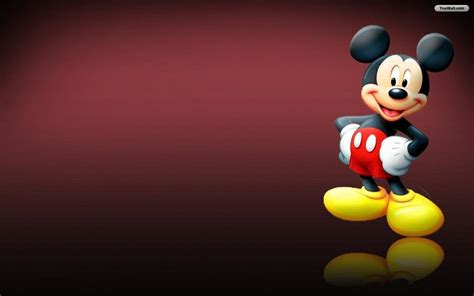 wallpaper cartoon untuk laptop mickey mouse backgrounds wallpaper cave
