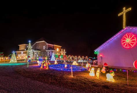 11 of the best christmas light displays in south carolina
