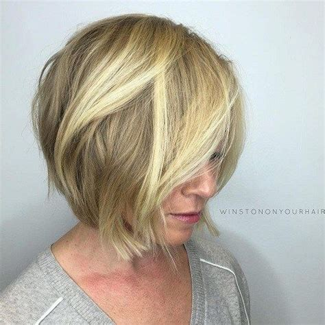 layered bobs for over 60 60 most prominent hairstyles for women over 40 bobs