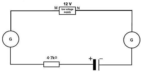 how to use a resistor to charge a capacitor electric charge using capacitors nuffield foundation