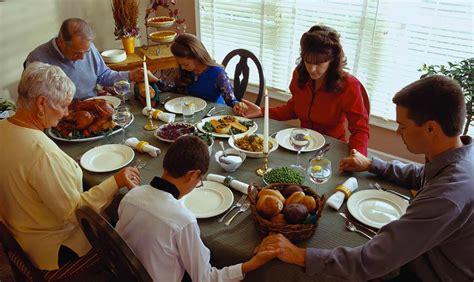 thanksgiving prayers for dinner table thankful for family breaking away jeff block s