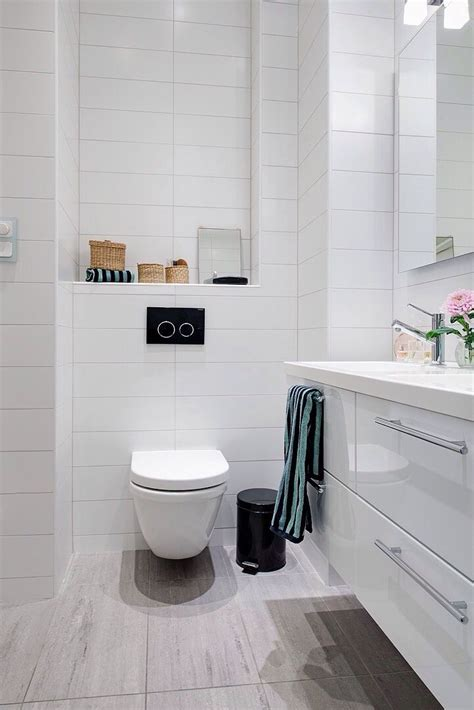 modern white tile bathroom 1139 best images about bathroom niches on pinterest