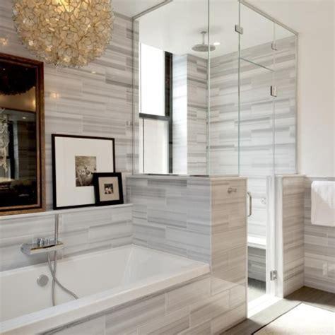 Modern Way To Tile A Bathroom Carrelage Gris Bien Plus Intriguant Que Vous L Imaginez