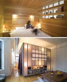 room in a box saving interior space via bedroom cubes