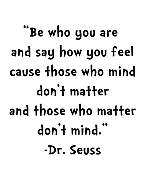 printable seuss quotes free dr seuss quote printable perfect for playroom