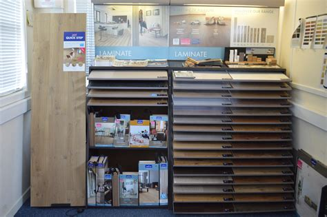 New Quick step Laminate floor stand   Stewart Campbell