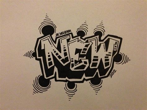 draw graffiti letters  style  youtube