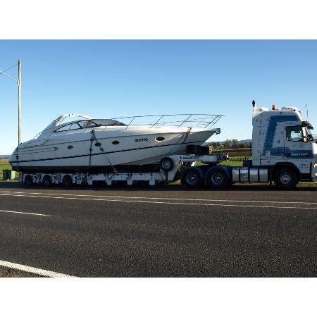 boat transport brisbane boatrans boat yacht transport services brisbane
