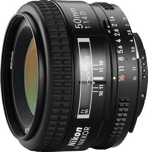 Nikon Af 50mm F 1 4d nikon af nikkor 50mm f 1 4d jaa001af skroutz gr