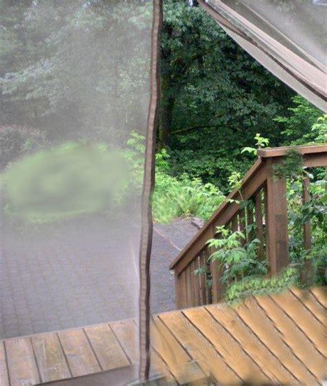 Patio Mosquito Net Nicamaka Patio Porch Deck Mosquito Net 8 X 11