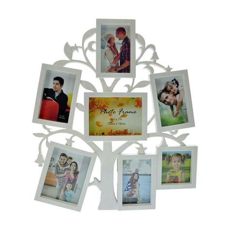 Bingkai Foto Asahi 5x7 Inch jual inno foto 08950 frame f11a8 tree bingkai foto putih 4x4 4x6 5x7 7x5 inch