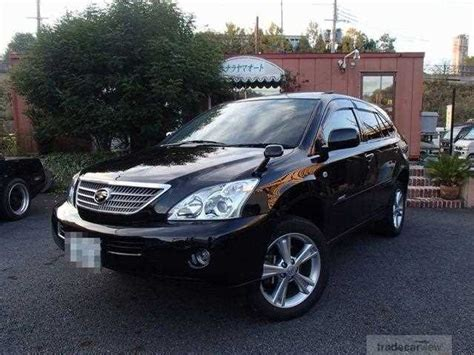 used toyota harrier 2010 best used toyota harrier hybrid 2010 for sale stock