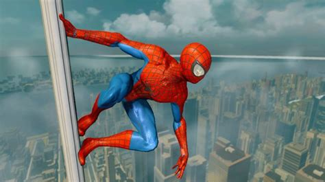 The 3 Most Amazing Pcs Of March 2014 - the amazing spider man 2 on 3ds in development by high voltage software