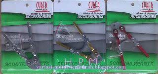 Jual Lu Vario hpm pusat sparepart dan aksesoris variasi motor termurah