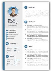 resume read write think 5