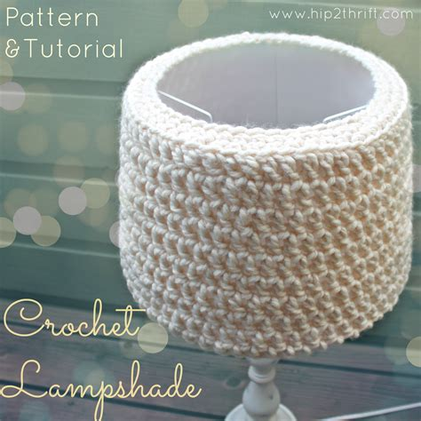 craftaholics anonymous 174 crochet l shade pattern