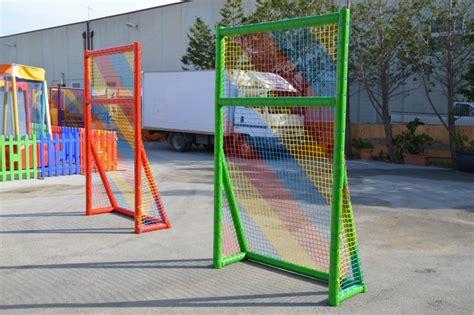 porte calcio gonfiabili porte goal a playground