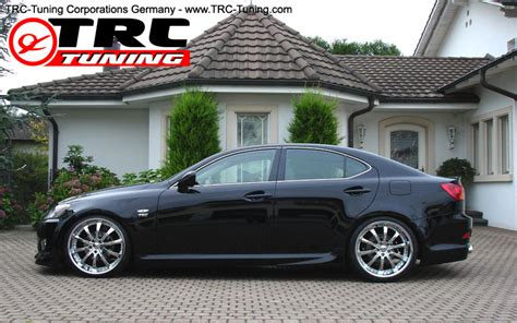 tuned lexus is 250 trc tuning corporations germany e k toyota lexus