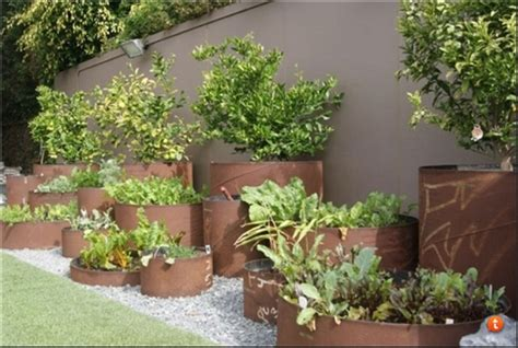 Container Vegetable Gardening Ideas Small Vegetable Small Container Garden Ideas