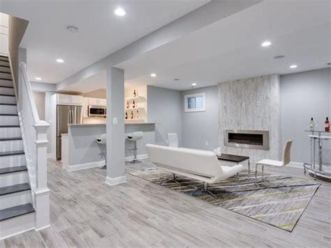 13 Basement Flooring Ideas (Concrete Wood & Tile)