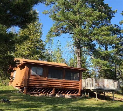 northern minnesota cabins log cabin river point resort