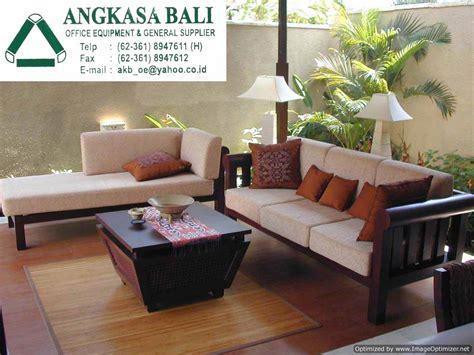 Jual Sofa Kayu Jati Jakarta jual sofa jati di bali 0361 8947611 di jakarta angkasa jakarta