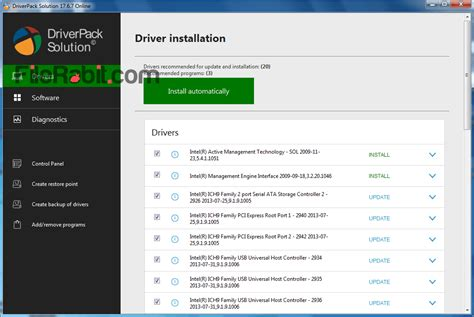 driver pack download driverpack solution 17 7 77 latest free
