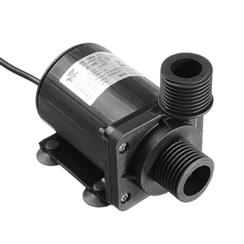 12v water pump dc 12v 5 5m 1000l h brushless motor submersible water pump