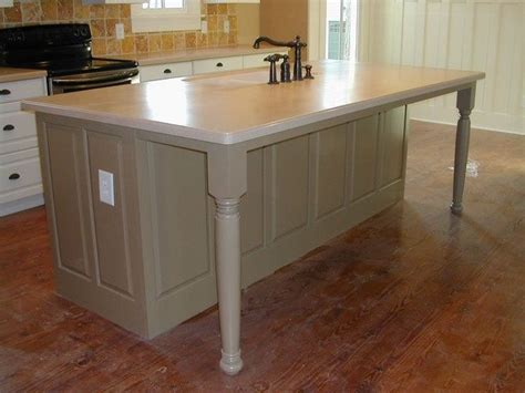 kitchen island table legs 229 best images about kitchen on pinterest maple