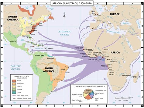 africa map 1500 heritage in america