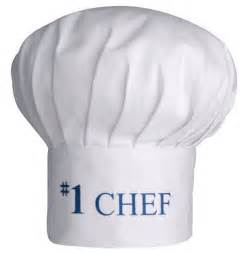 cook hat no 1 chef hat