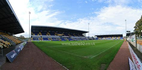 football league ground guide mansfield town fc